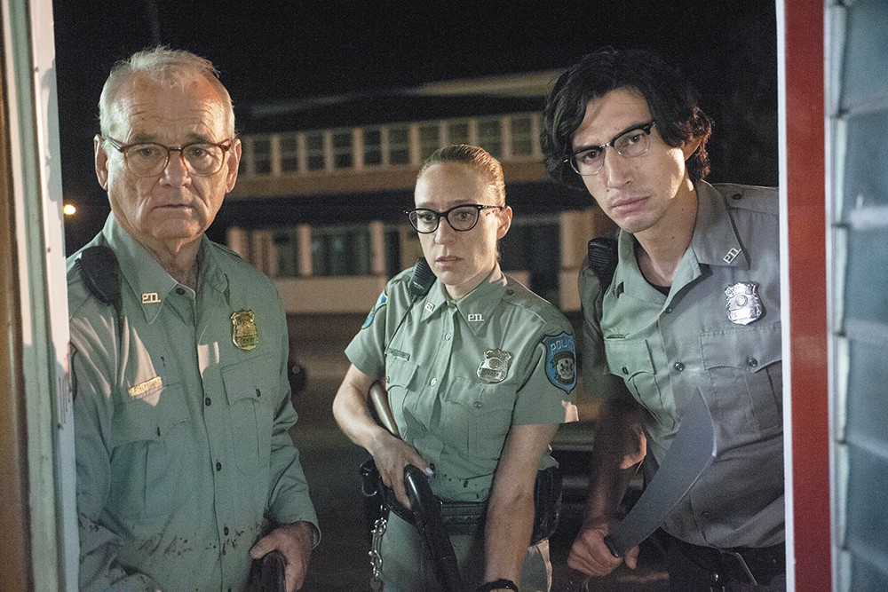 The Dead Don't Die sounds a whole lot funnier and wilder than it actually is.