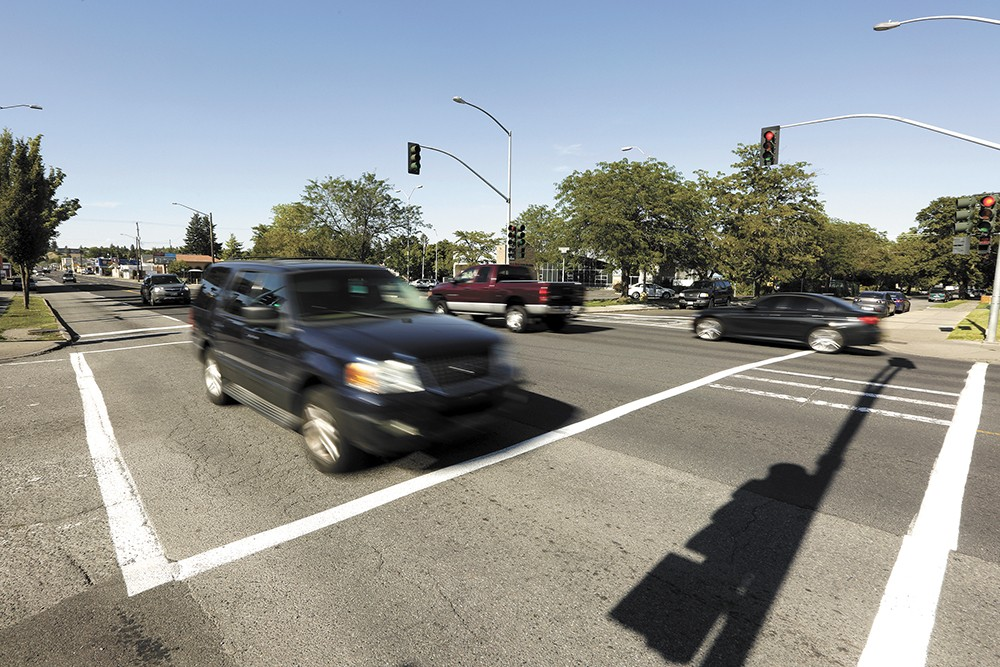 This letter writer has a message: Learn to drive, Spokane. - YOUNG KWAK