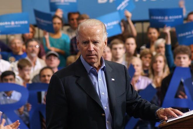 Biden - MARC NOZELL PHOTO/FLICKR