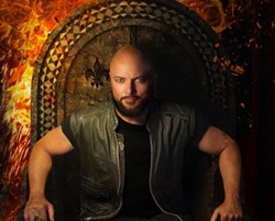 Geoff Tate's Operation Mindcrime plays the Bing Oct. 16.