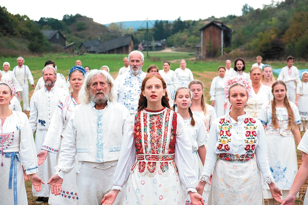 The maniacal, methodical Midsommar does for Scandinavian tourism what Jaws did for the beach.