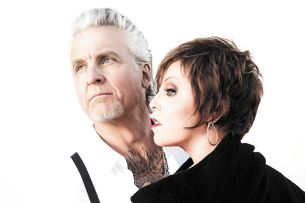 Pat Benatar and Neil Giraldo have long been a team on stage and off. Witness their chemistry at this weekend's Northern Quest show.