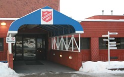 The Salvation Army could operate the city's new emergency shelter - CITY OF SPOKANE PHOTO