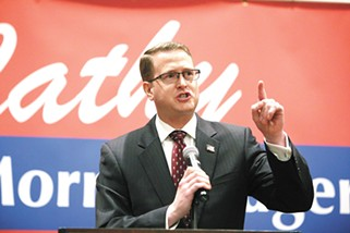 Rep. Matt Shea - YOUNG KWAK PHOTO
