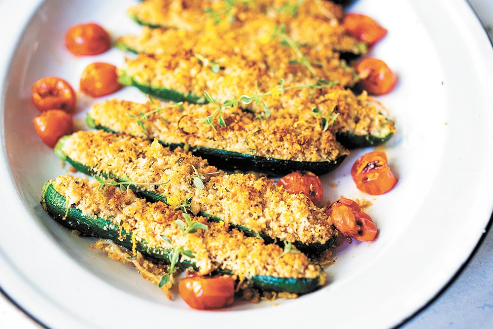 This side dish or snack is light, easy and fast. - SYLVIA FOUNTAINE PHOTO