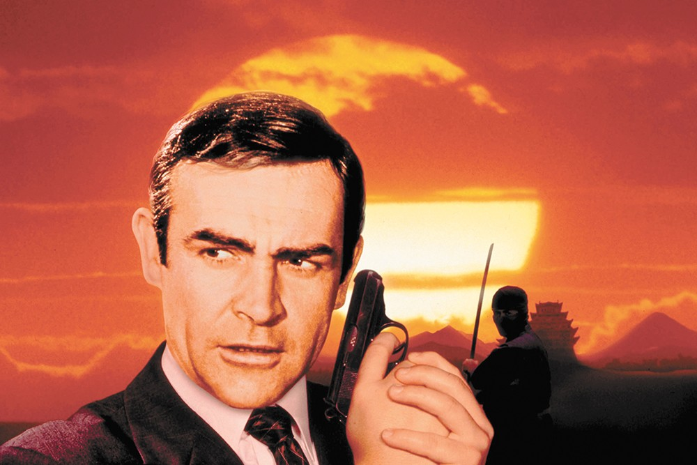 Sean Connery is the quintessential Bond. End of discussion.