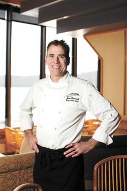 Beverly's Executive Chef Jim Barrett. - YOUNG KWAK PHOTO
