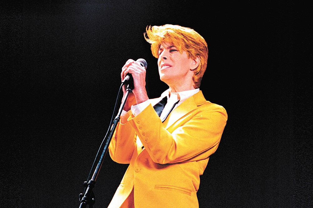 David Brighton is David Bowie.