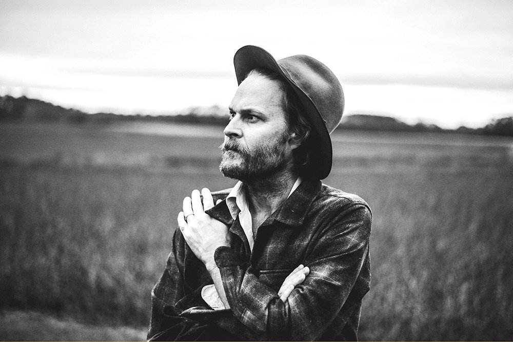 M.C. Taylor, aka Hiss Golden Messenger, makes songs that feel like journal entries. - GRAHAM TOLBERT PHOTO