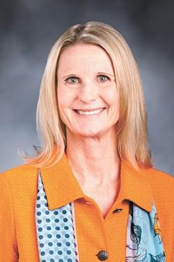 State Sen. Patty Kuderer