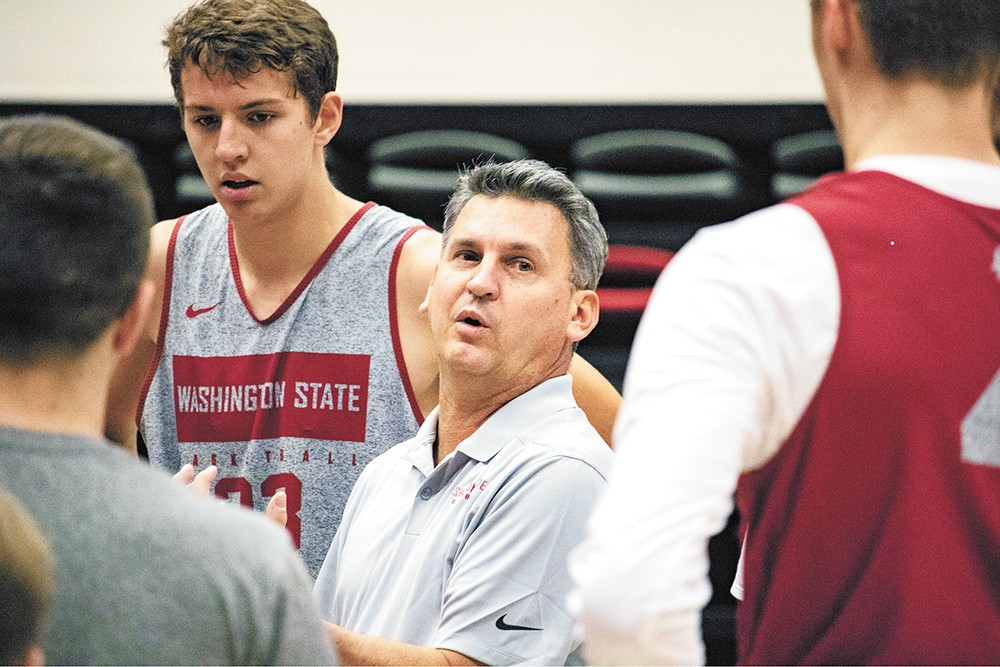 New Cougs hoops coach Kyle Smith. - WSU ATHLETICS PHOTO
