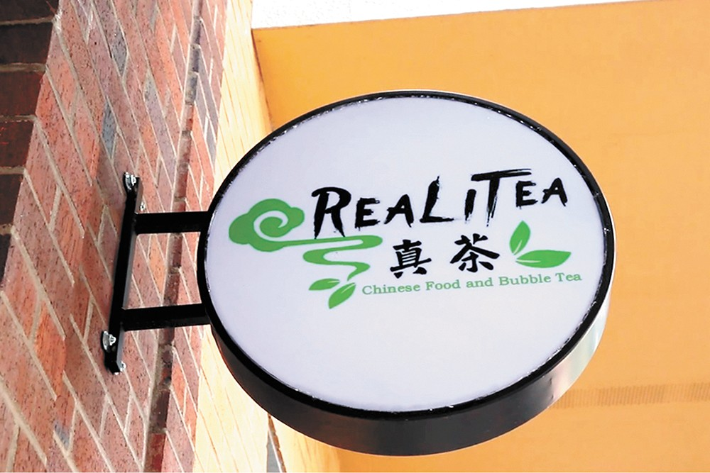 Find bubble tea and authentic Chinese at Pullman's RealiTea. - MELINA ERNST PHOTO
