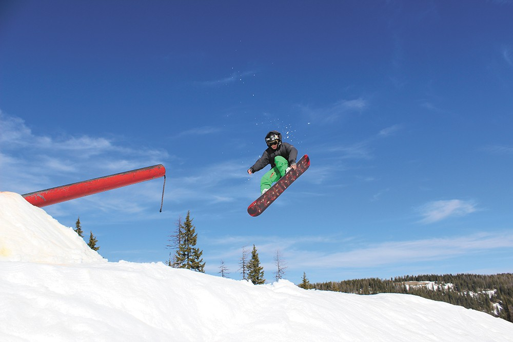 SILVER MOUNTAIN RESORT PHOTO