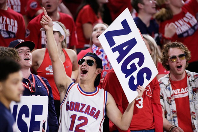 Gonzaga and Arizona have been battling to be best of the West for more than a decade now. They face off again on Saturday in Tucson. - YOUNG KWAK