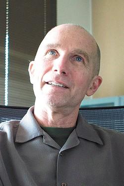 Bob Lutz, Spokane Regional Health District officer