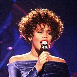 Whitney Houston - WIKIMEDIA COMMONS