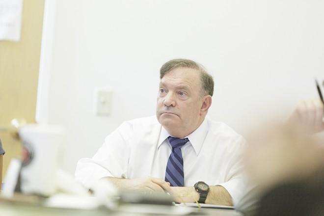 Spokane County Prosecutor Larry Haskell - YOUNG KWAK PHOTO