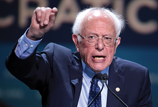 "Sen. Bernie Sanders has made ""Medicare for All"" a rallying cry of his campaign. - GAGE SKIDMORE"
