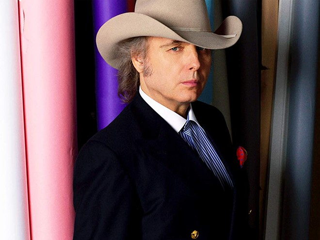 Dwight Yoakam is playing Spokane Sept. 20 at the FIC.