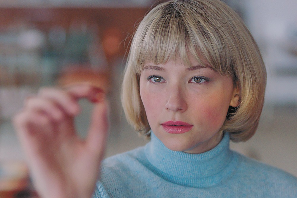 The new indie Swallow stars Haley Bennett in a fascinating, complex role.