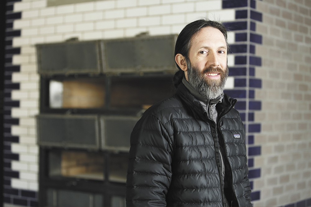 The Grain Shed's Shaun Thompson Duffy is amongst the best in the U.S. - YOUNG KWAK PHOTO