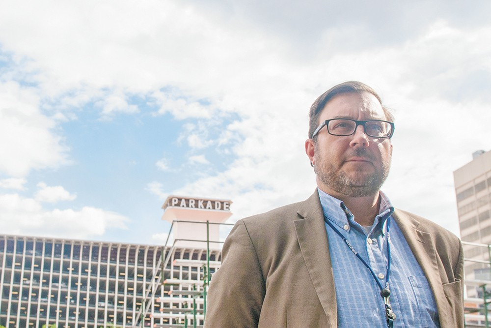 Former City Council President Ben Stuckart has a new job focused on housing. - DANIEL WALTERS PHOTO