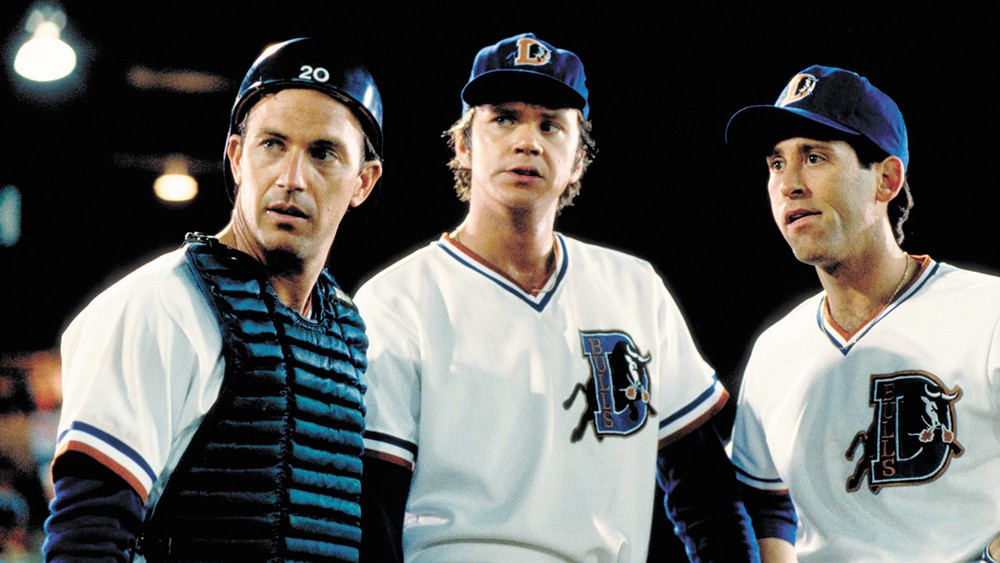 Bull Durham is Kevin Costner's finest moment.