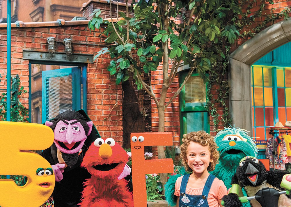 The Spokane Public Library has assembled resources in one handy location on its website, including ways to stream Sesame Street.