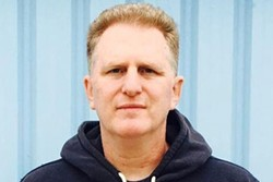 Michael Rapaport comes to town in October.