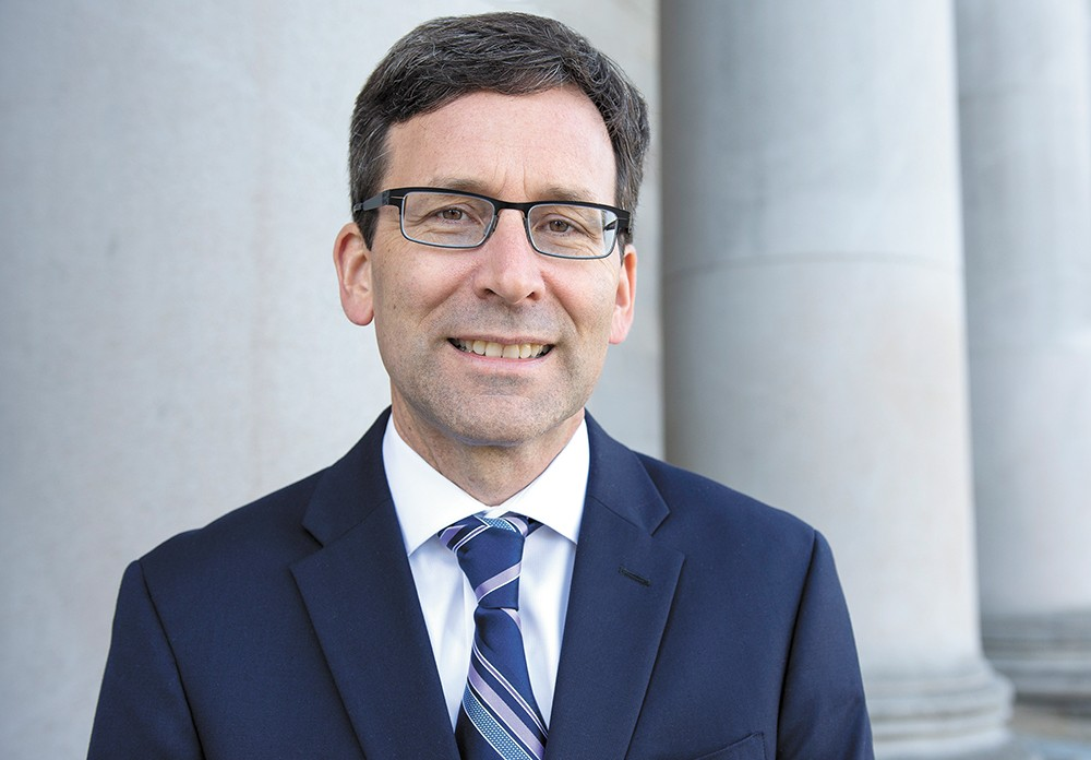 Washington AG Bob Ferguson's office has received more than 400 reports of eviction moratorium violations, with roughly 30 from Spokane County.