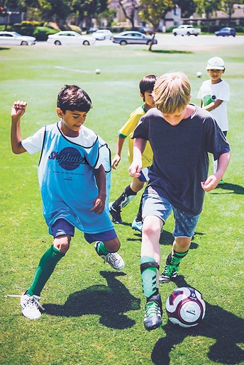 Skyhawks hosts more than 600 summer sports sessions in the Inland Northwest.
