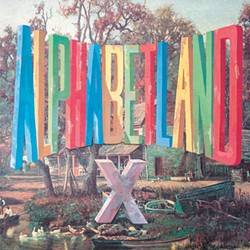 X, Alphabetland