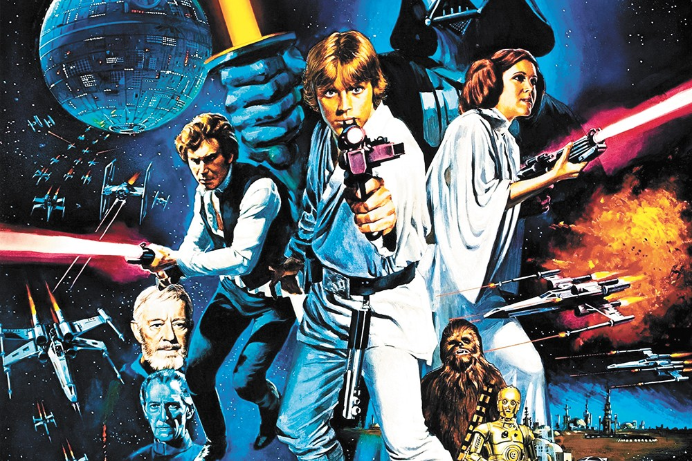 """The Spokane Symphony's """"Star Wars: A New Hope in Concert"""" is now set for Sept. 12 and 13."""