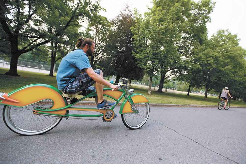 Summer Parkways is scheduled for June 18. - YOUNG KWAK PHOTO