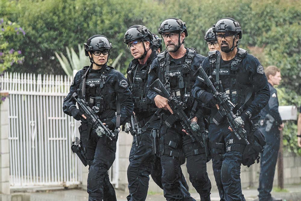 """Are shows like S.W.A.T. thoughtful entertainment or mere """"copaganda""""?"""