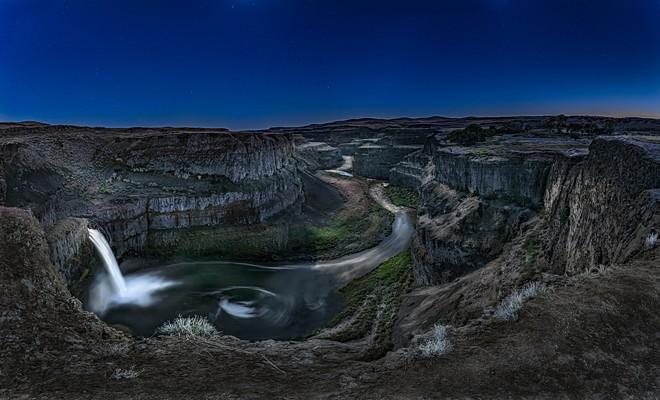 Palouse Falls State Park - JERRY W. KAYSER PHOTO