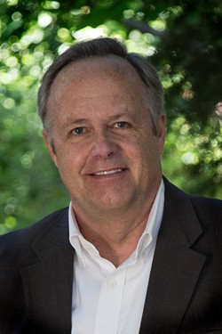 Spokane Public Schools board director Kevin Morrison.