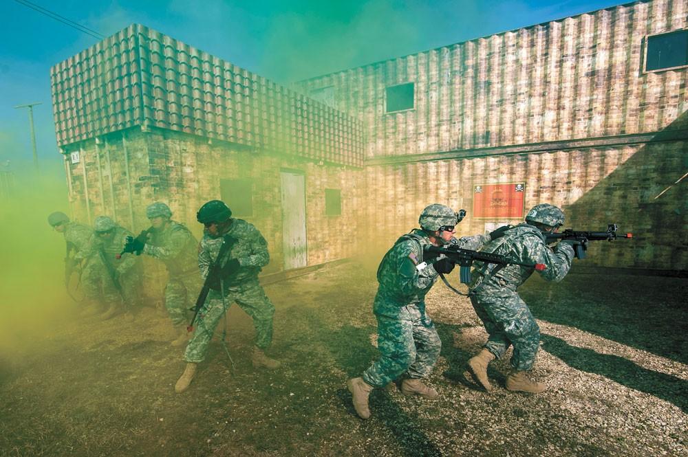 Go Army! - U.S. ARMY PHOTO