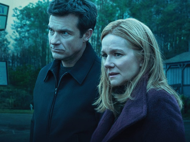 "Netflix's more-popular-by-the-day crime series ""Ozark."""