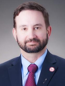 David May will take over as interim EWU president. - EWU PHOTO