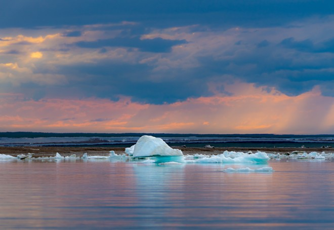Arctic National Wildlife Refuge - PHOTO BY U.S. FISH & WILDLIFE SERVICES/DANIELLE BRIGIDA