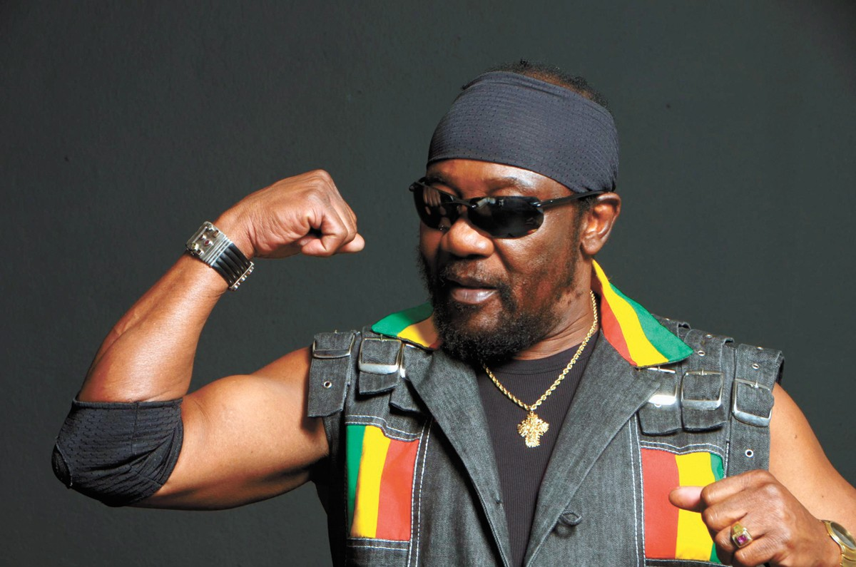 Toots Hibbert of Toots and the Maytals died just a couple weeks after releasing his first new album in 10 years.
