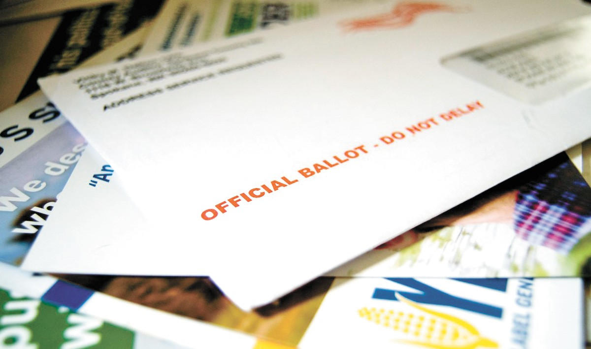 While most presidential elections see about 82 to 84 percent voter turnout in Spokane County, Auditor Vicky Dalton says they expect this year's turnout to break records.
