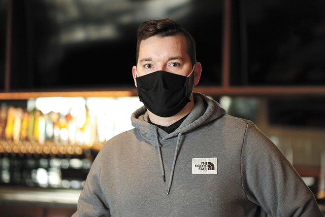 Pint House owner Josh Blair - YOUNG KWAK PHOTO