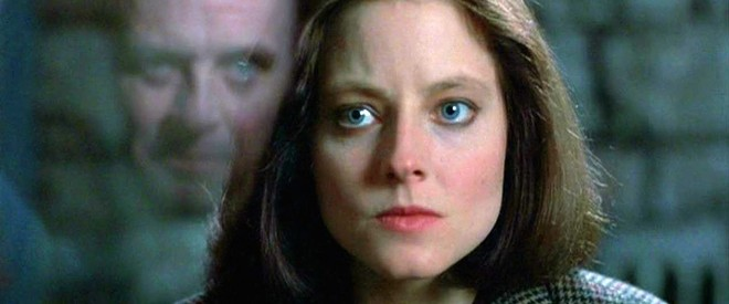 Jodie Foster won an Oscar for The Silence of the Lambs, as did Anthony Hopkins. - ORION PICTURES