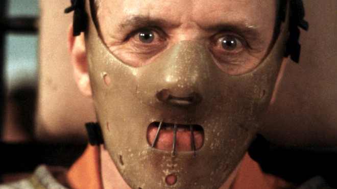 "Hannibal ""The Cannibal"" Lecter is one of film's scariest presences. - ORION PICTURES"