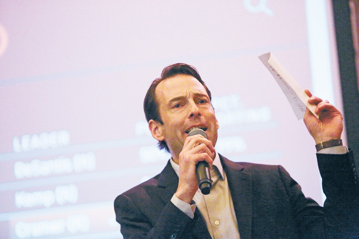 Senate Bill 5061, co-sponsored by Sen. Andy Billig, D-Spokane, and passed by the Legislature will lower the unemployment taxes faced by businesses hit hard by the pandemic. - YOUNG KWAK PHOTO