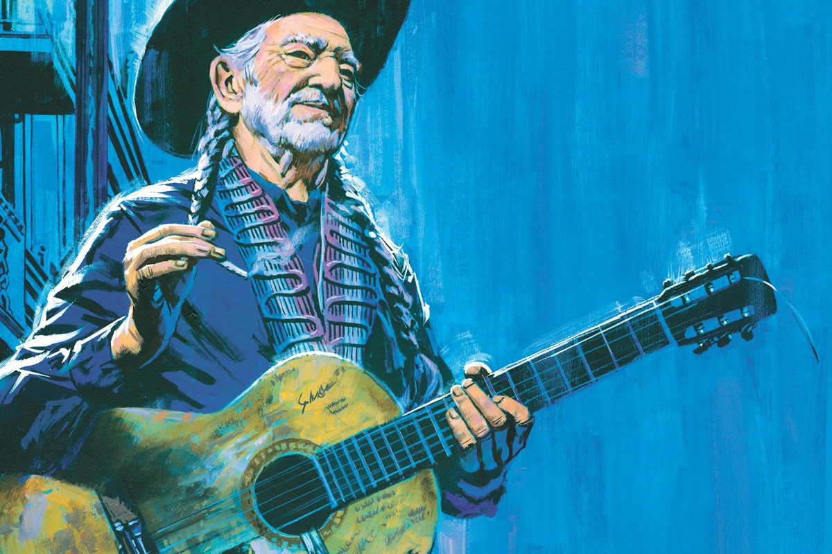 Willie Nelson's That's Life