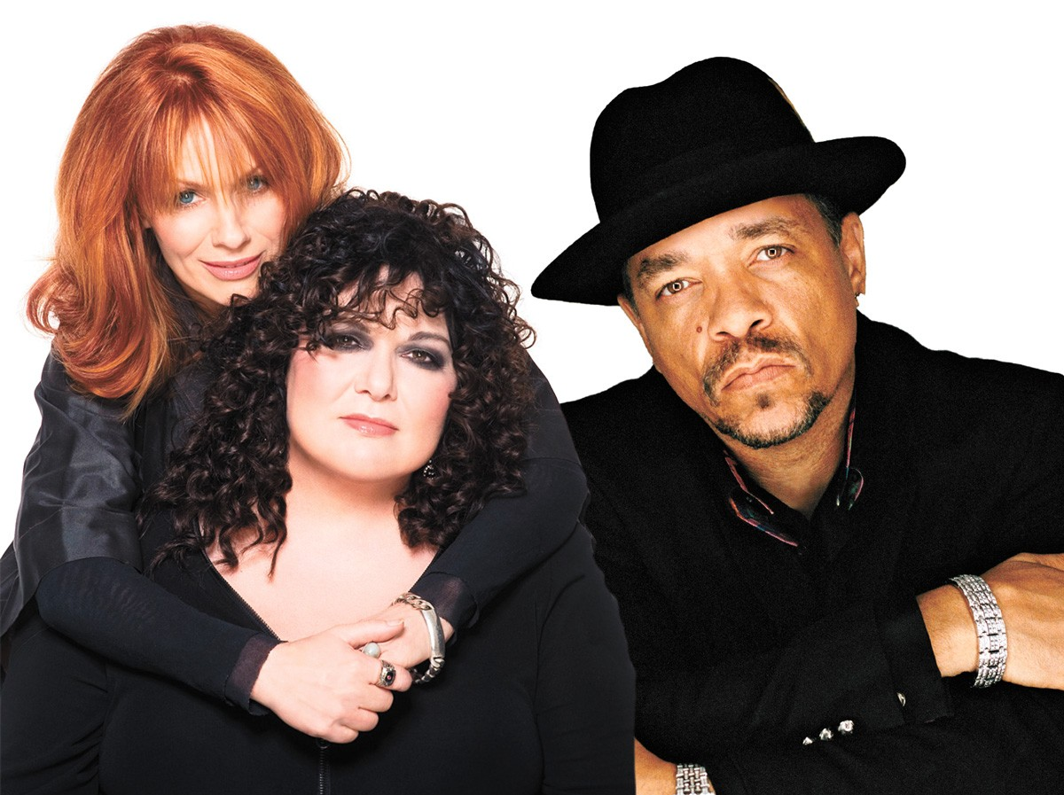 Heart and Ice-T