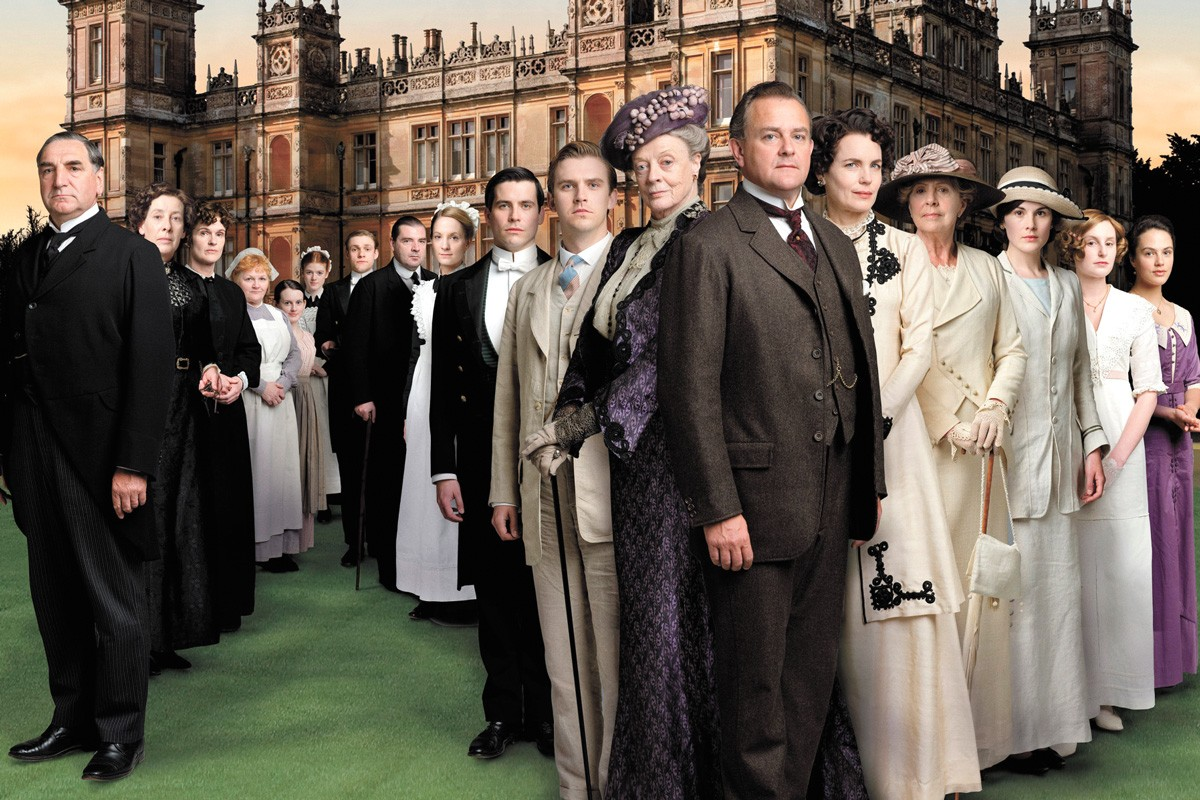 The British drama inspired six seasons and a movie.